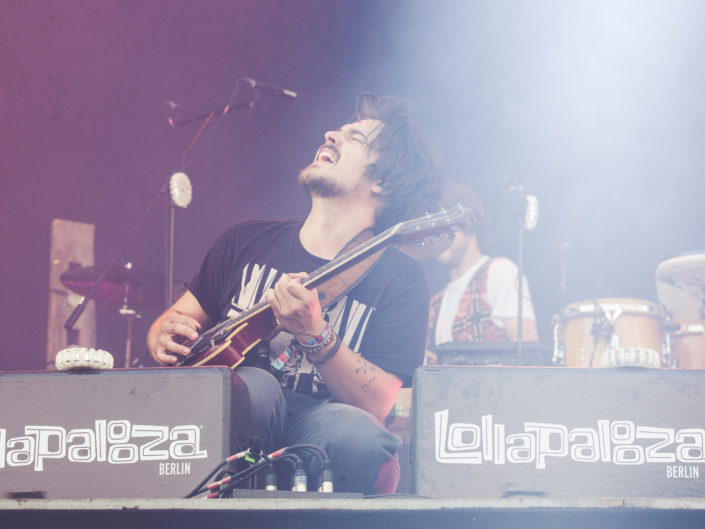 Milky Chance / Lollapalooza Berlin 2016