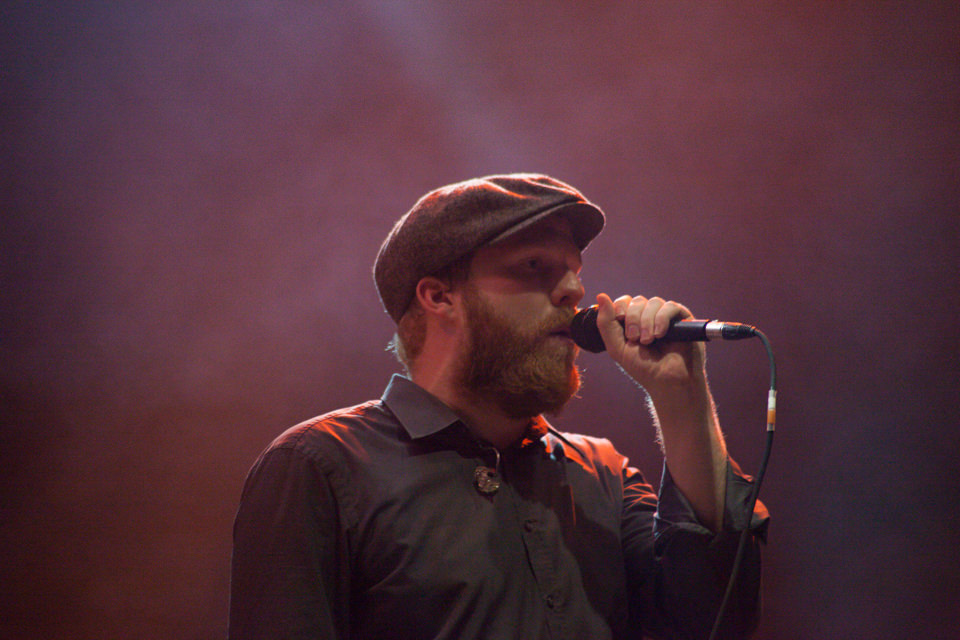 Alex Clare @ Greenville Music Festival 2013