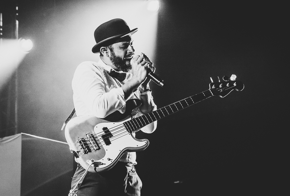 WhoMadeWho at Melt! Festival 2014