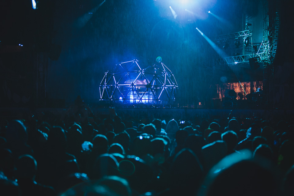 Deadmau5 at Hurricane Festival 2015