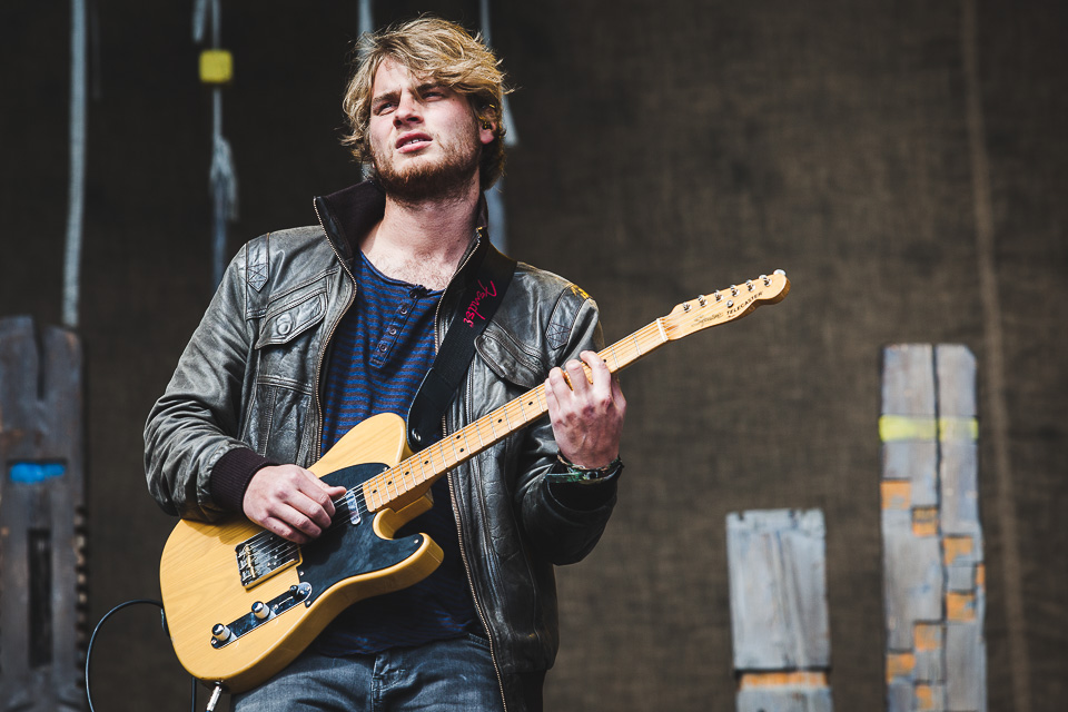 Milky Chance at Hurricane Festival 2015