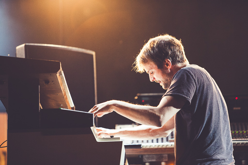 Nils Frahm at Melt! Festival 2015